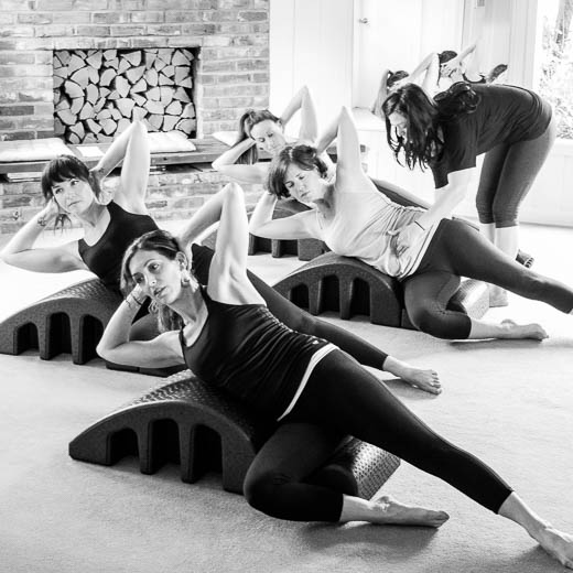 Semi Private Pilates Class